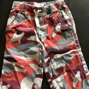 Mini Boden youth shorts size 8 yr camo